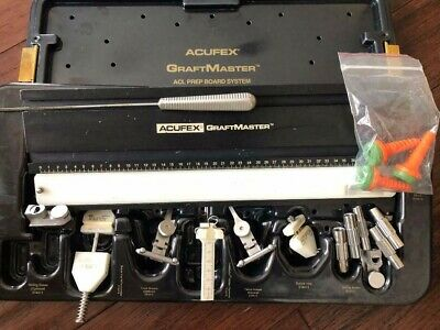 Acufex Smith Nephew Dyonics Graftmaster Set