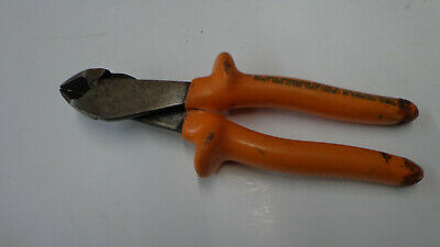 8 in. Insulated Diagonal Cutting Pliers