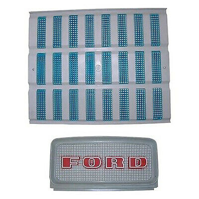 Front Grill Set fits Ford 2000 2100 2110 2120 2150 2300 2310 3000 3055 3110