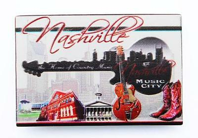 Nashville,Tennessee (2) Skyline Magnet Favor Bags Meeting Giveaways Or Bookings