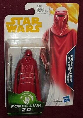 MIB Star Wars Force Link 2.0 Imperial Royal Guard 3 3/4 Inch Action Figure