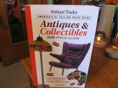 Antique Trader Antiques & Collectibles Price Guide 2018 (Paperback or Softback)