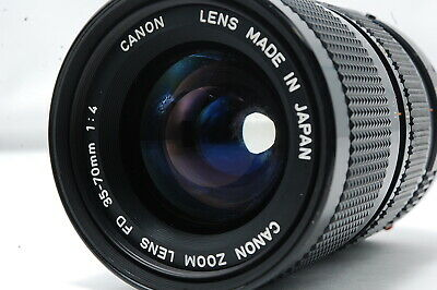 Canon ZOOM Lens NEW-FD 35-70mm F4  SN85897