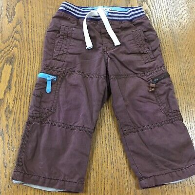 Boys Mini Boden Trousers*  Age 2* VGC