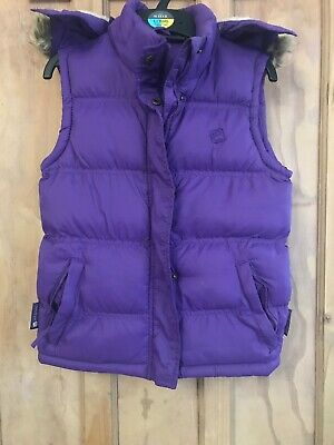 MOUNTAIN WAREHOUSE - GIRLS (7-8Years) Seasons Water Resistant Padded Gilet