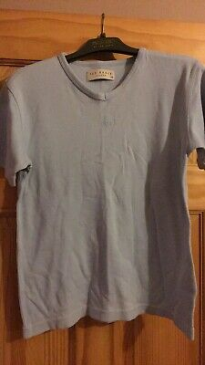 Boys Ted Baker Tshirt 9-10 Years Ex Cond