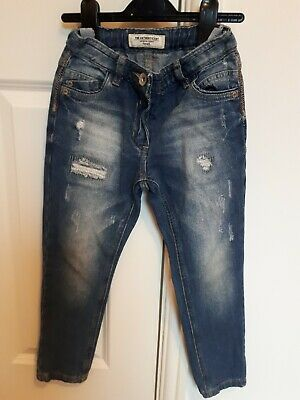 Jeans From Next Authentic Cut Age 7