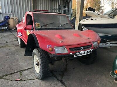 GSR comp safari rally raid car buggy