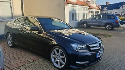 Mercedes C Class AMG, panoramic roof, reverse camera FMBSH STUNNING EXAMPLE
