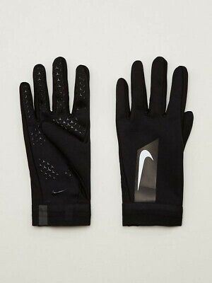 NEW - Nike Youth Academy Hyperwarm Gloves Black