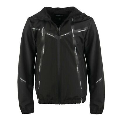 Boys Armani windbreaker Jacket age 10 years worn once RRP £350.00