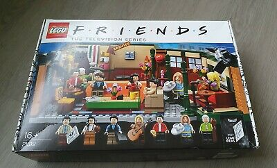 LEGO Central Perk Friends Classic TV Series Building Play Set.