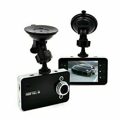 """1080P Car Dashcam HD 3PM Video Cam Recorder with Night Scre 2.4"""" LCD Vision Q9C9"""