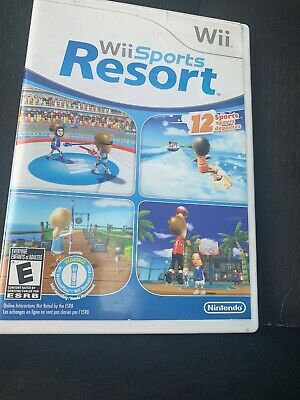 Wii Sports Resort Game Complete