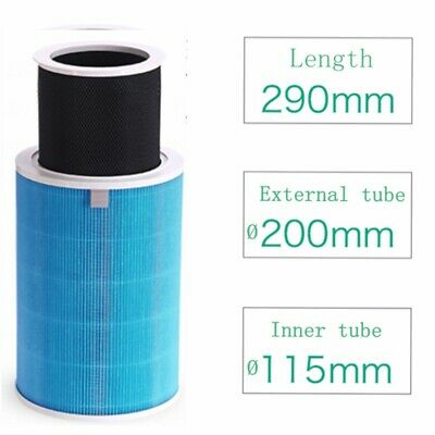 Air Purifier Filter Cartridge For Xiaomi Mi Air Purifier 2/ Pro/ 2S