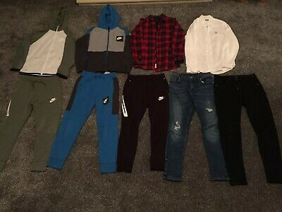 Boys clothes bundle age 11-12 - Nike Tracksuits, Shirts, Jeans, Next