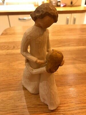 Willow Tree Mother and Daughter (Free P&P)