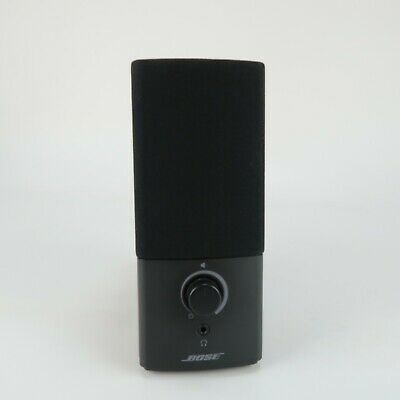 Bose Companion 2 Series III Multimedia Speaker  RIGHT MAIN SPEAKER ONLY READ