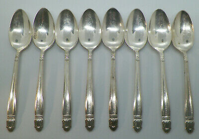 DANISH PRINCESS 1938  5 OCLOCK SPOON BY HOLMES /& EDWARDS