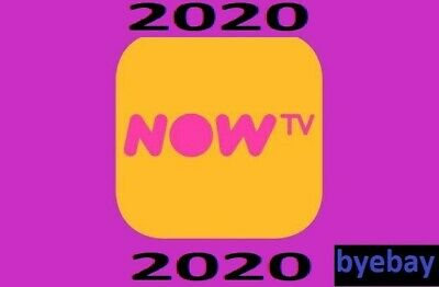 NOWTV 2020 1 Mese  28 GG - CINEMA - SERIE TV - INTRATTENIMENTO - COUPON