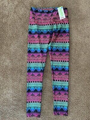 Girls Justice Leggings Size 12 NWT