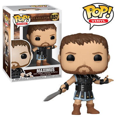 Maximus Official Gladiator Roman Emperor Funko Pop Vinyl Figure Collectables