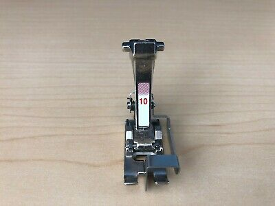 15-Set Piping,Cording,Stitch in The Ditch Foot Bernina 530,730,830,810 Old Style