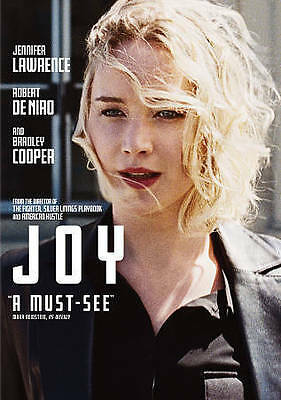 Joy DVD.. ( 2016).. NEW