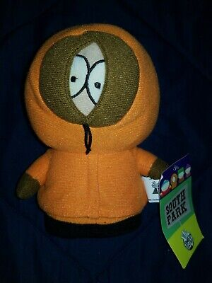 """Nanco South Park Comedy Central Kenny McCormick 7"""" Collectible Plush Toy Doll"""