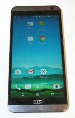 HTC One E9x Octa core dual sim Unlocked Faulty android smartphone spares repairs