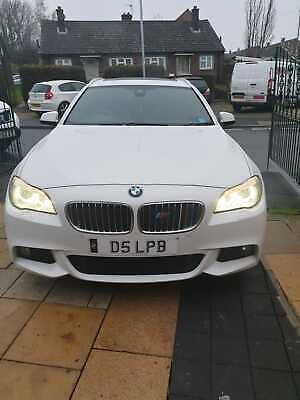 Exceptional 2013 Bmw 520D M Sport Touring