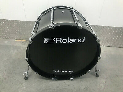 "ROLAND KD-A22 Trigger Electronic Bass Drum 22"" For KD TD 220 30 50 - Excellent"