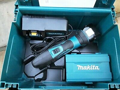 MAKITA DTM50RM1J1 18v Multi function tool