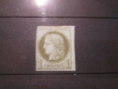 Timbres France  Yt 39  Neuf