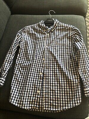 Boys Tommy HILFIGER age 7 checked Shirt