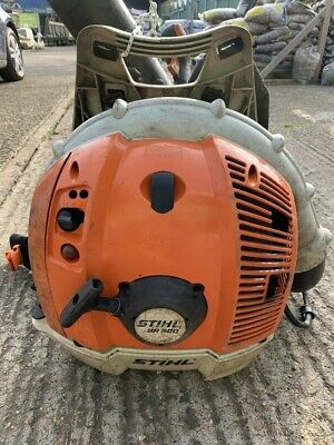 Stihl  Br600  Petrol 2 Stroke Backpack  Leaf Blower