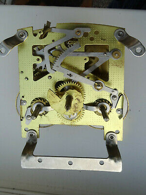 Antique Smiths Clock Mechanism -Very Rare Double Striker - Bim Bam