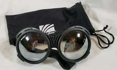 arc one safety goggles Welding adjustable protective carry bag padding round