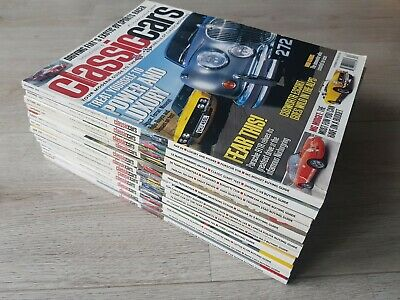 Thoroughbred & Classic Cars 2005 Compleet Jaargang / Complete