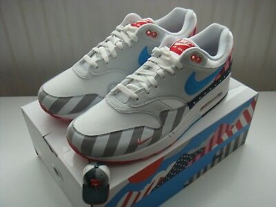 Nike Air Max 1 Parra Friends & Family Size 11 VNDS FNF TZ