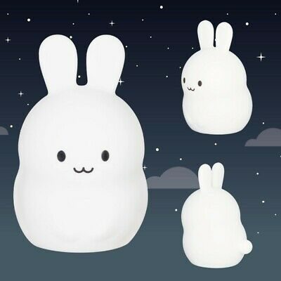 Veilleuse Lapin rechargeable - Ulysse 8113