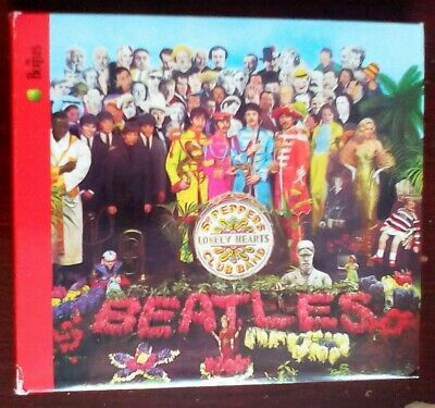 "The Beatles ""Sgt Pepper's Lonely Hearts Club Band"" Remastered 2009 Enhanced CD"