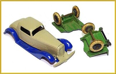 n° 0 DINKY TOYS FRANCE 24 F COUPE GRAND SPORT CROISILLONNEE POUR RESTAURATION