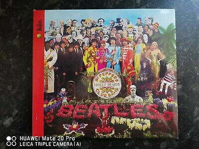 The Beatles - Sgt. Pepper's Lonely Hearts Club Band (2009)  Remastered Cd
