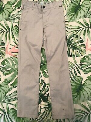 Ted Baker Nwot Grey Chino Trousers Age 10 Years