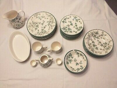 1980's BHS British Home Stores Country Vine Tableware