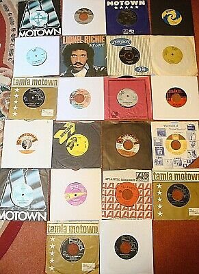 "JOB LOT*COLLECTION OF NORTHER SOUL / FUNK & MOTOWN*7"" VINYL*LOT No 88 FULL LIST"