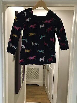 Joules Girls Top Age 7