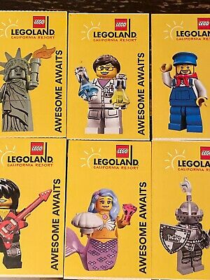 1-7 Legoland California Hopper Tickets Buddy Pass