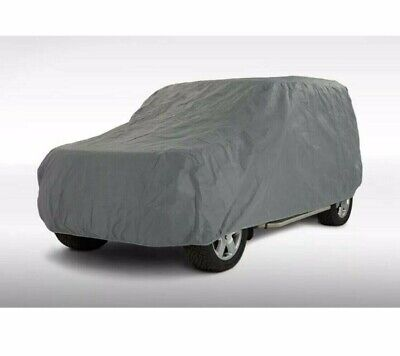 Fits Range Rover Classic Heavy Duty Fully Waterproof Car Cover Cotton Lined